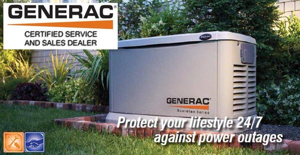 Generac Air-cooled Generators