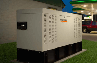 Generac Liquid Cooled Backup Generators